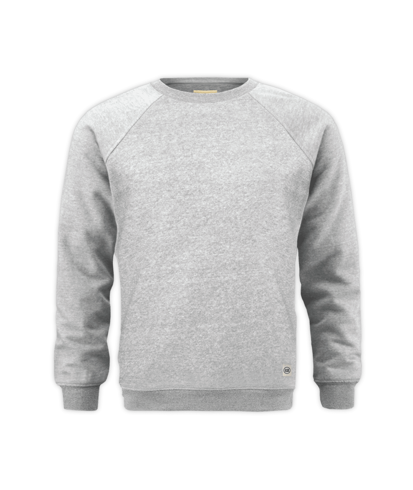 Image of   Sweatshirt, lysegrå