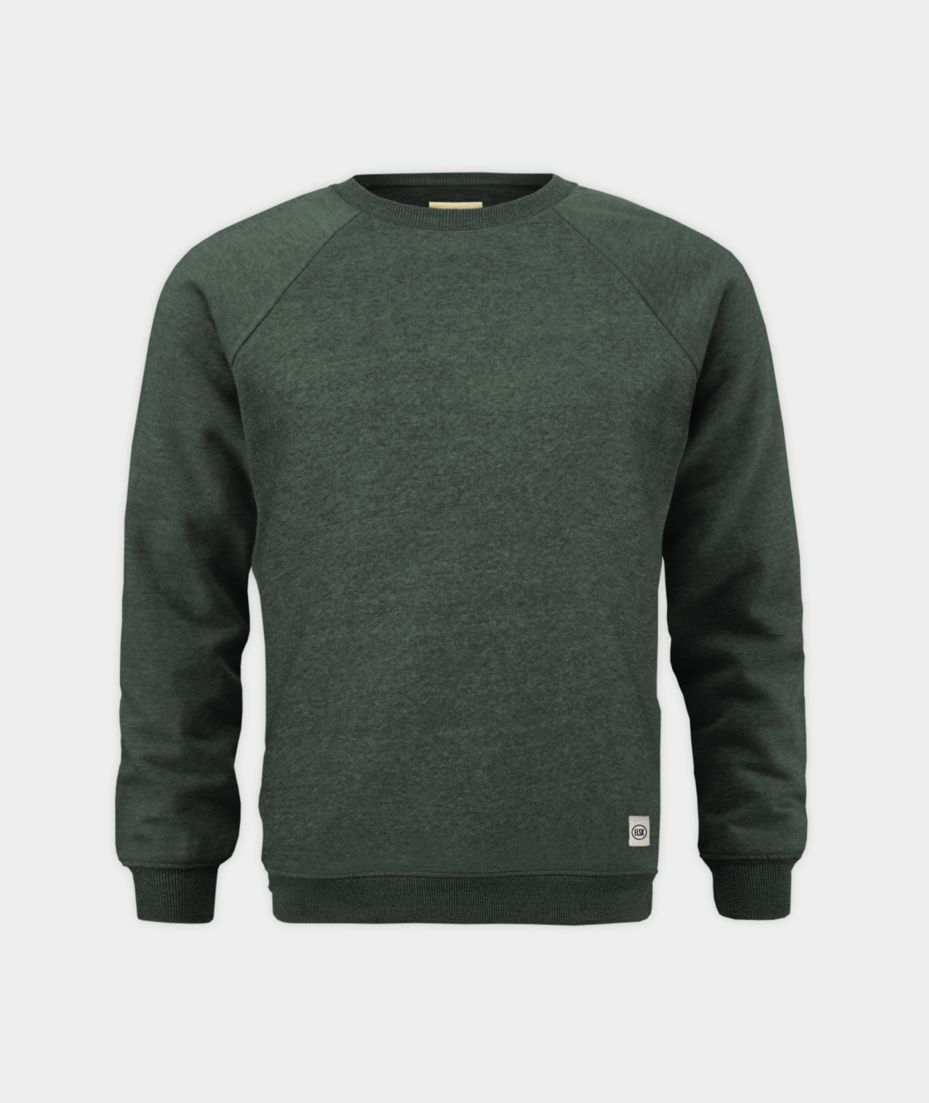 Image of   Sweatshirt, grøn